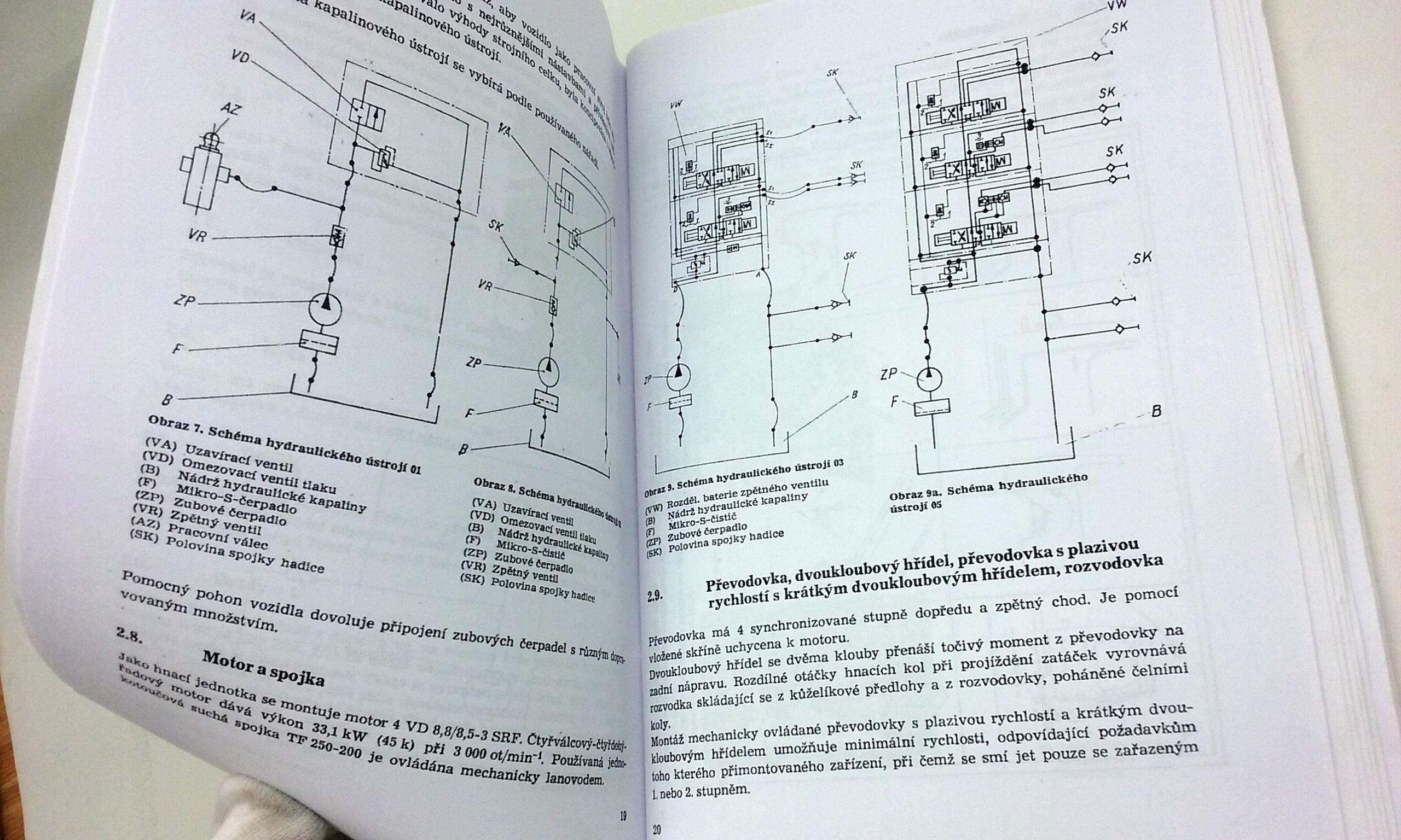 PORTABLE Multicar M25 Manuall CD0485-300-7
