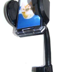 Autodržák navigace, Mp3, telefonu – husí krk.