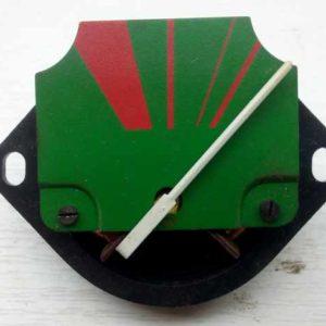 Nemontovaný měřicí přístroj do sdruženého palubního tachometru ŠKODA