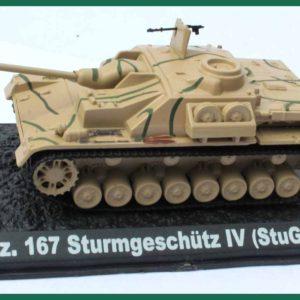 Tank Sd.Kfz.167 Sturmgeschütz IV (StuG IV) . 1944.