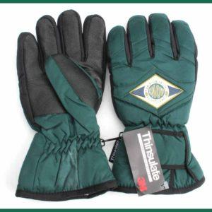 Zateplené značkové rukavice 3M Thinsulate Thermal Insulation na moto nebo sporty, lyžování apod.